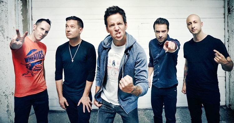 Top 5 อัพเดตเพลงฟังบ่อยในช่วงนี้ของ Simple Plan