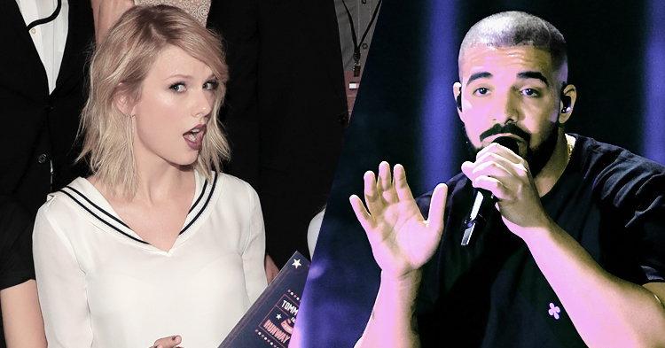 Taylor Swift กับ Drake ร่วมงานกัน???