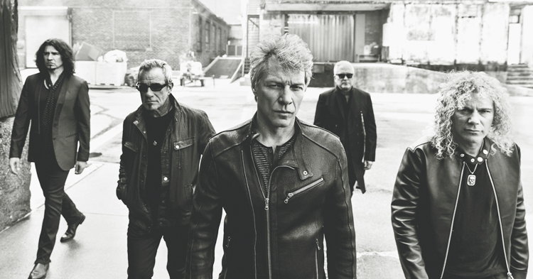"""Bon Jovi ปล่อยแล้ว อัลบั้มใหม่ """"This House Is Not For Sale"""""""