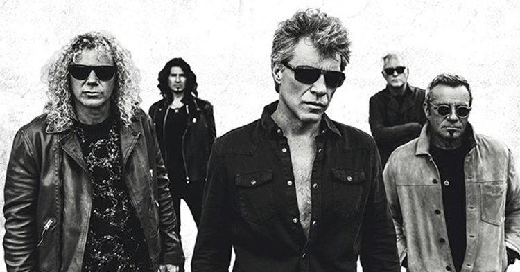Bon Jovi แก่แต่เก๋า! อัลบั้มใหม่พุ่งชาร์ตอันดับ 1 หลายประเทศ