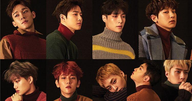 EXO กลับมาอบอุ่นหัวใจอีกครั้งในหน้าหนาวนี้ กับอัลบั้มและเพลง For Life