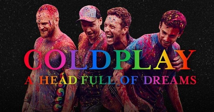 กรี๊ดลั่น! Coldplay คอนเฟิร์มมาไทย 7 เมษายน 2560 นี้!