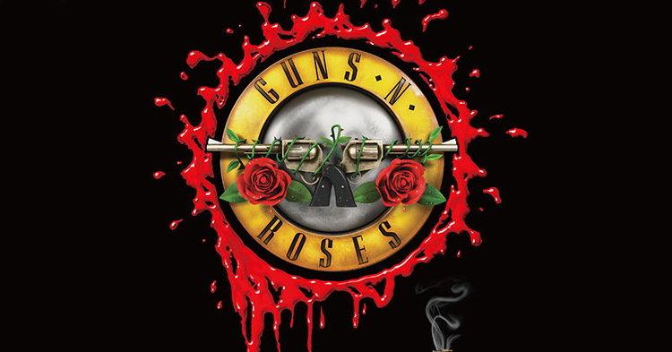 10 เพลงฮิตของ Guns N' Roses ที่แฟนเพลงชาวไทยฟังกันมากที่สุด