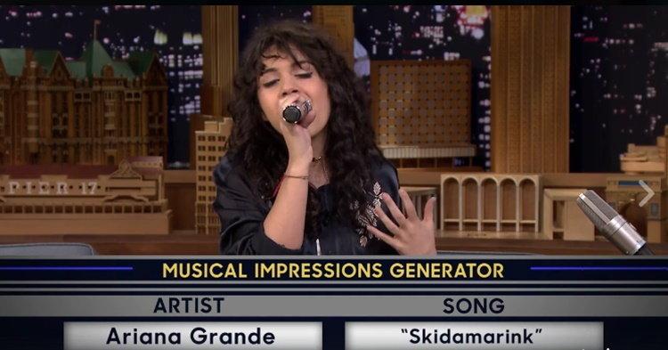 Alessia Cara เลียนเสียง Ariana Grande, Nicki Minaj, Lorde ได้เป๊ะเวอร์!
