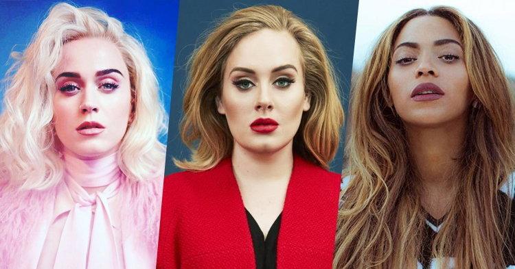 Katy Perry, Adele, Beyonce คอนเฟิร์มขึ้นโชว์ในงาน Grammys 2017