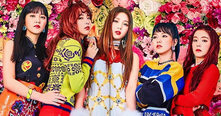 """เกิร์ลกรุ๊ปสุดฮอต """"Red Velvet"""" คัมแบ็คเผยเสน่ห์ความสวยใส!"""