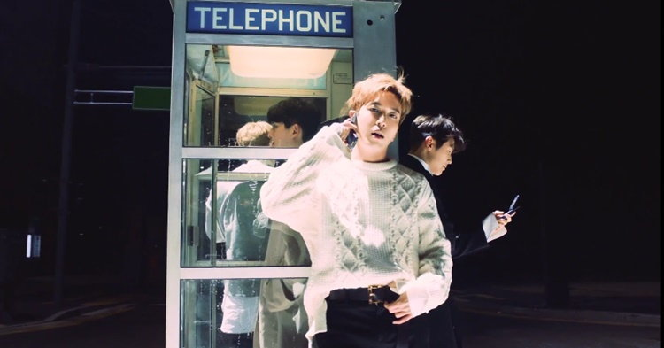 "CNBLUE ย้อนเวลาสู่ยุคอนาล็อกกับเอ็มวี ""Between Us"""