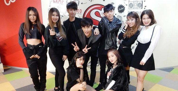 """อู๋จุน นำทีมวงคัฟเวอร์ ชวนชมงาน """"SHOW DC K-POP COVER DANCE CHAMPIONSHIP"""""""