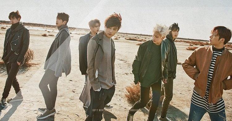 GOT7 ส่ง Flight Log : Arrival คว้าอันดับ 1 World Albums Chart ครั้งที่ 4