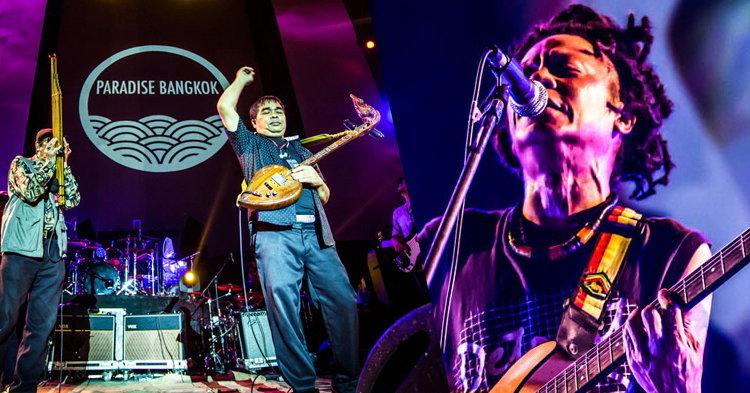 """ทีโบน-พาราไดซ์ บางกอก ร่วมสร้างสีสัน """"Tao International Music & Underwater Festival 2017"""""""