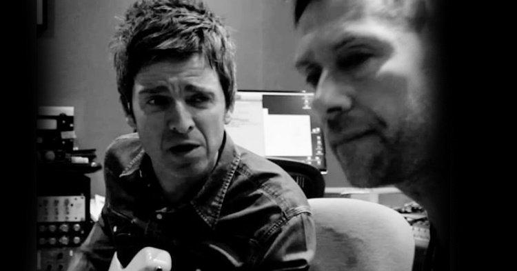 Gorillaz ปล่อยคลิปทำเพลงใหม่ร่วมกับ Noel Gallagher
