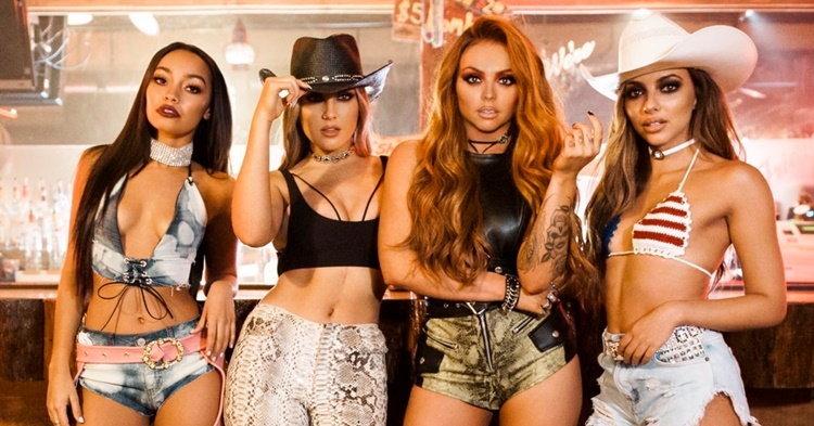 "Little Mix ย้อนอดีตแดนซ์ Coyote Ugly ใน ""No More Sad Songs"""