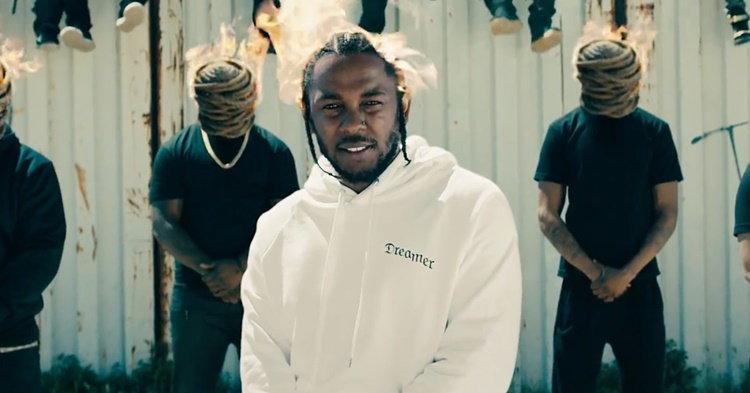 "Kendrick Lamar ดุเดือด เผ็ดมัน ในซิงเกิลใหม่ ""Humble"""