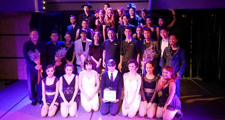 """นักศึกษา SCA โชว์เจ๋งละครเวที """"ชิคาโก้"""" ในเทศกาลดนตรีและศิลปะการแสดง SCA ครั้งที่2"""