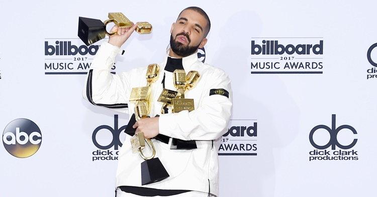 Drake คว้า 13 รางวัลใน Billboard Music Awards 2017
