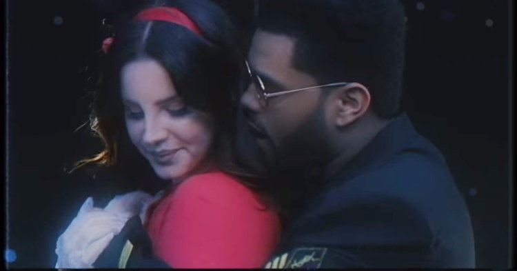 "Lana Del Rey ชวน The Weeknd สวีทหวานใน ""Lust for Life"""