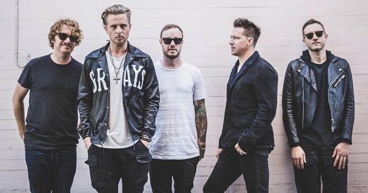 OneRepublic Live in Bangkok 2017 เจอกัน 21 ก.ย. นี้