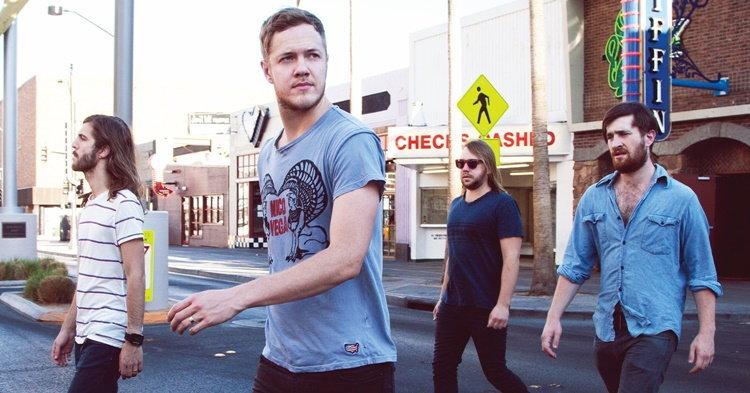 """Imagine Dragons ส่งเพลงใหม่สไตล์ป็อบร็อกฟังง่ายกับ """"Walking the Wire"""""""