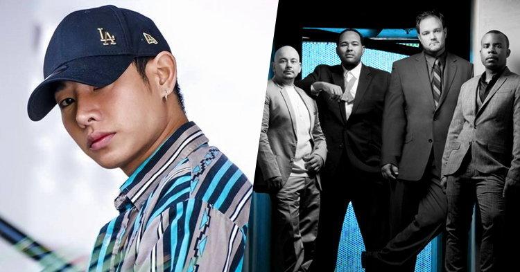 """""""เป๊ก ผลิตโชค"""" เอาใจคอ R&B ร่วมแจมใน All 4 One Live in Bangkok 2017"""