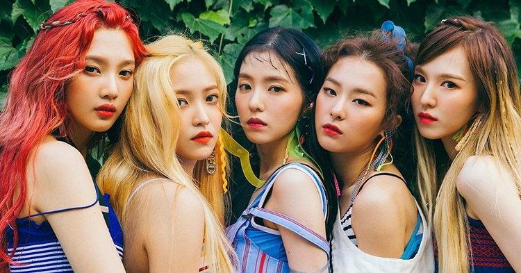 """Red Velvet คัมแบ็คด้วยลุคสดใสสุดซัมเมอร์ กับ """"Red Flavor"""""""
