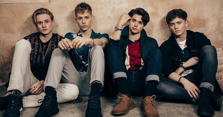 The Vamps หนุ่มๆ หน้าใส ปล่อยอัลบั้มใหม่เอาใจวัยรุ่น Night & Day