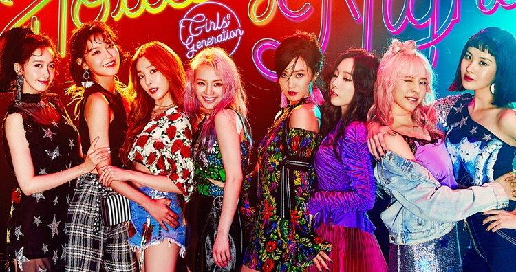 "GIRLS' GENERATION ปล่อยอัลบั้มฉลอง 10 ปี พร้อมเผยความรู้สึกต่ออัลบั้มชุดที่ 6 ""Holiday Night"""