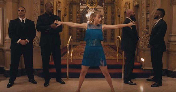 "Taylor Swift ปลดปล่อยจิตวิญญาณ โชว์ลีลาการเต้นสุดเจ๋งในเอ็มวีใหม่ ""Delicate"""