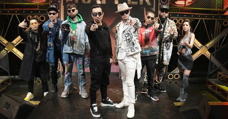 The Rapper Thailand เปิดตัวแรง! ปล่อยเอ็มวีรวม 6 แร็ปเปอร์แถวหน้าของประเทศ
