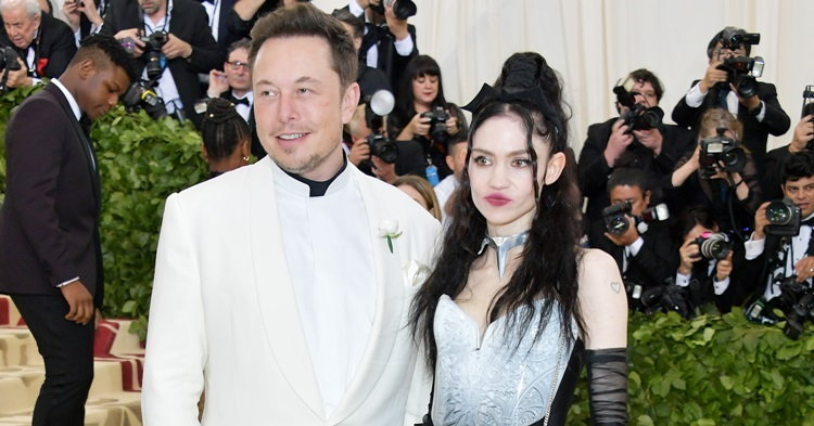 Grimes ศิลปินแคนาเดียนสุดอาร์ต แฟนสาวคนล่าสุดของ Elon Musk