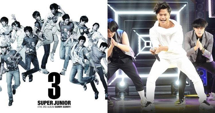 """เปิดคอมเมนต์แฟนคลับ Super Junior หลังชมโชว์ """"Sorry Sorry"""" ของ เคนน้อย ร้อยลีลา"""
