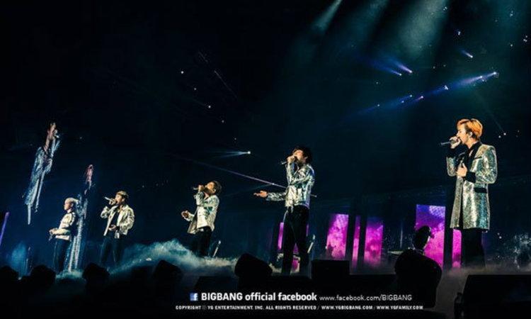 BIGBANG ทุบสถิติ! ศิลปินที่มีคอนเสิร์ตในจีนมากที่สุด!!