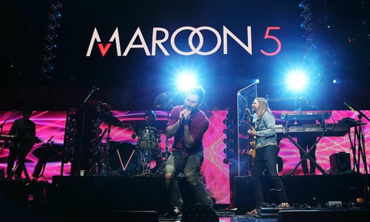 วงร็อคชื่อดังกระหึ่มโลก Maroon 5 กับเส้นทางความดังที่ไม่ธรรมดา