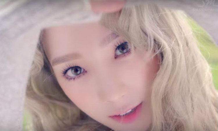"""8 ปีที่รอคอย!! แทยอน Girls' Generation มากับอัลบั้มเดี่ยวแรกในชีวิต """"I"""""""