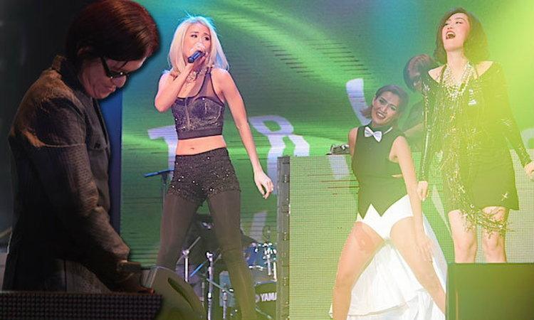 แดนซ์ลืมโลก! จัดเต็มครบรสในคอนเสิร์ต Z- Myx Live Vol.1 with TK & Yokee Playboy