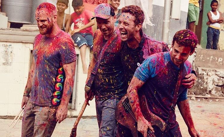 """6 สิ่งที่คุณอาจไม่รู้เกี่ยวกับ Coldplay อัลบั้มใหม่ """"A Head Full Of Dreams"""""""