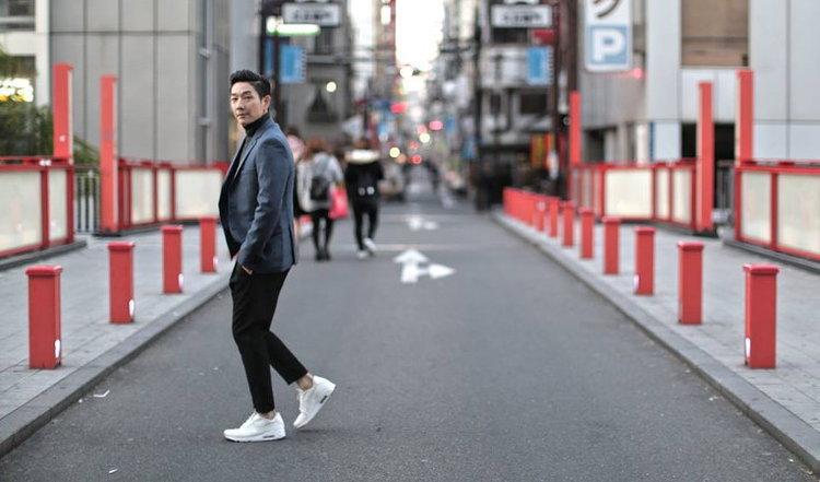 """""""พื้นที่ทับซ้อน"""" เอ็มวีใหม่ของ บอย Peacemaker ที่ไปถ่ายทำถึงที่ญี่ปุ่น"""