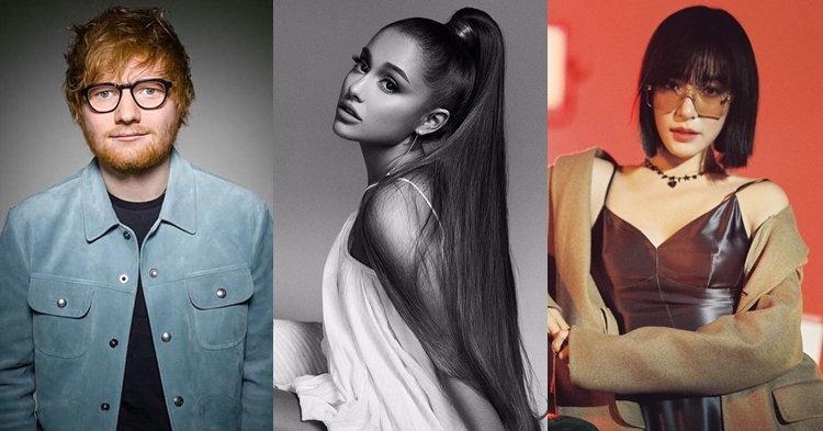 Ed Sheeran, Ariana Grande, Tiffany Young นำทีมเข้าชิง iHeartRadio Music Awards 2019