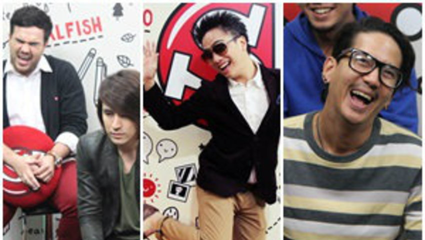 5 ที่สุดของความฮากระจาย ใน Sanook! Live Chat ปี 2013