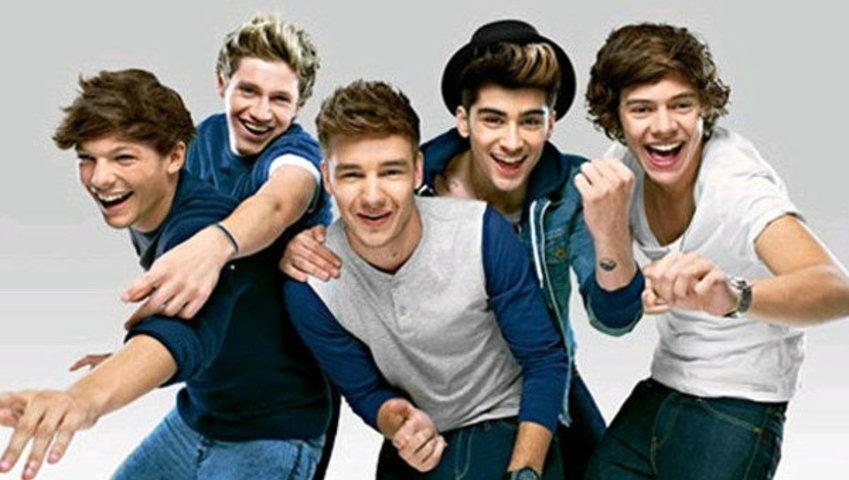 นับถอยหลังกับ 5 หนุ่มฮอต One Direction