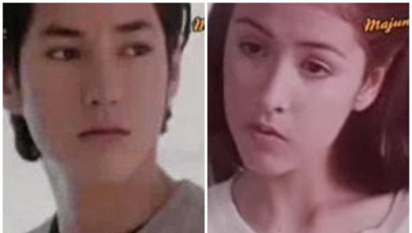 ย้อนวันวาน ดูความใสของ เจสัน ยัง-ศรีริต้า เจนเซ่น ใน MV ตะโกนบอกฟ้า