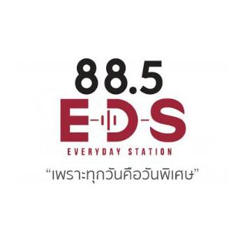 วิทยุออนไลน์ 88.5 E-D-S Everyday Station