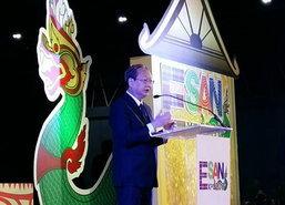 กระทรวงวพาณิชย์เปิดงาน Esan Expo 2017