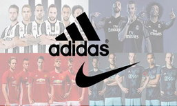 วัดกันในสนาม ปรากฎการณ์แชมป์เปลี่ยนมือที่ Nike เพลี่ยงพล้ำให้ adidas อย่างราบคาบ