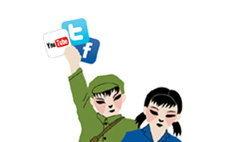 เมื่อคนจีนไม่ง้อ Facebook, Twitter และ YouTube