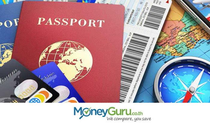 เที่ยวเมืองนอก ควรใช้จ่ายด้วยอะไร: บัตรเครดิต บัตรเดบิต เงินสด