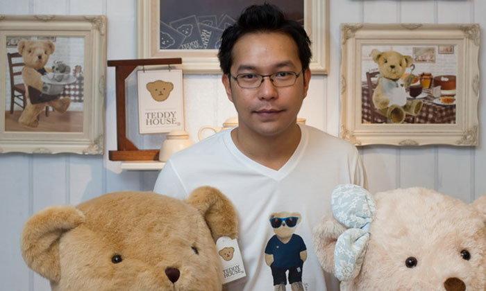 Teddy House การเดินทางของแฟรนไชส์บ้านตุ๊กตาหมี