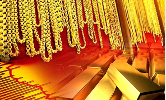 ราคาทองพุ่งแรงขึ้นพรวด 250 บาททองรูปพรรณขายออก 21,300 บาท