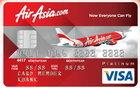 กสิกรไทย - บัตรเครดิตร่วม แอร์เอเชีย