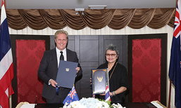 ไทย-นิวซีแลนด์กระชับสัมพันธ์การค้าลงทุน