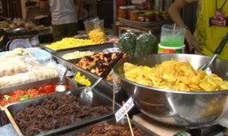 ราคาสินค้าฝั่งธนบุรีช่วงกินเจยังทรงตัว
